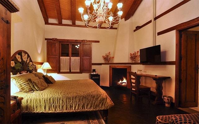 Hotel Mansión de los Sueños, mobiliario de época
