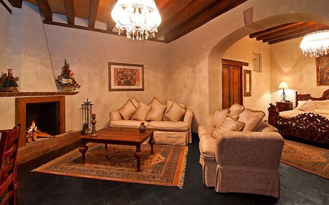 Hotel Mansión de los Sueños, espacios llenos de confort