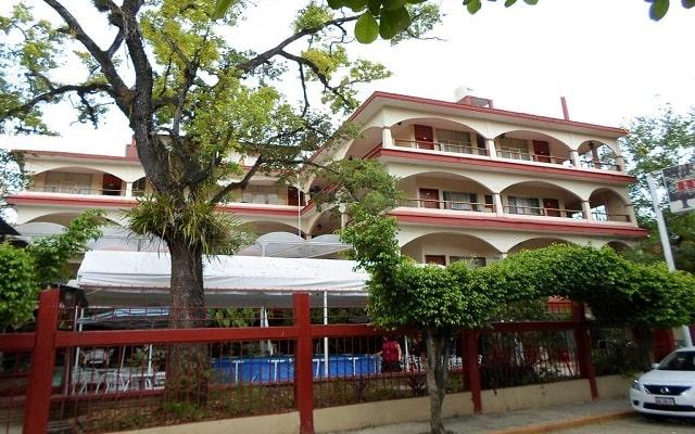 Hotel Mansión del Viejo Roble en Huejutla en Huejutla