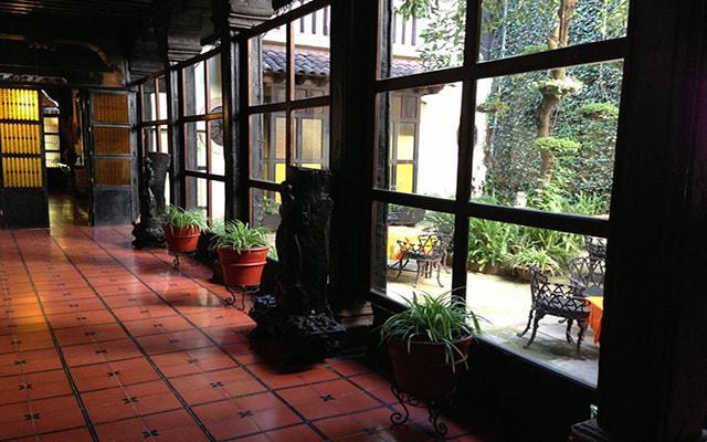 Hotel Mansión Iturbe, ambientes fascinantes