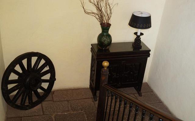 Hotel Mansión Iturbe, lugares acogedores