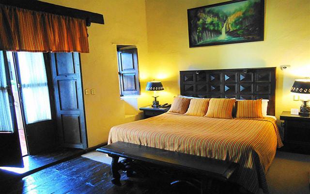 Hotel Mansión Iturbe, habitaciones cómodas y acogedoras