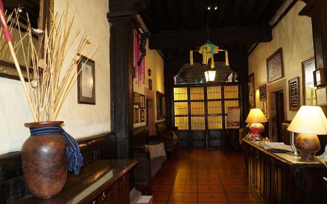 Hotel Mansión Iturbe, lugar lleno de historia