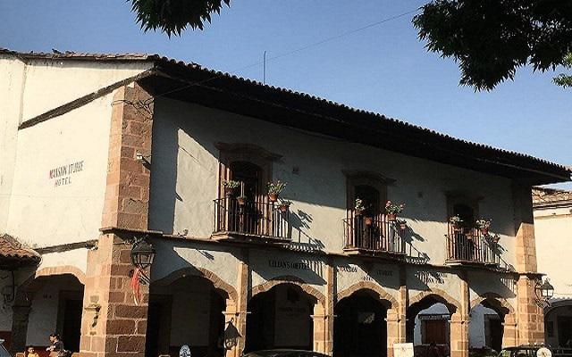 Hotel Mansión Iturbe, propiedad tradicional