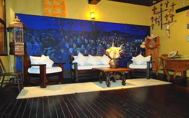 Hotel Mansión Iturbe, atención personalizada desde el inicio de su estancia
