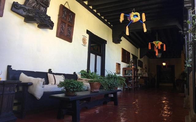 Hotel Mansión Iturbe, confort en cada sitio
