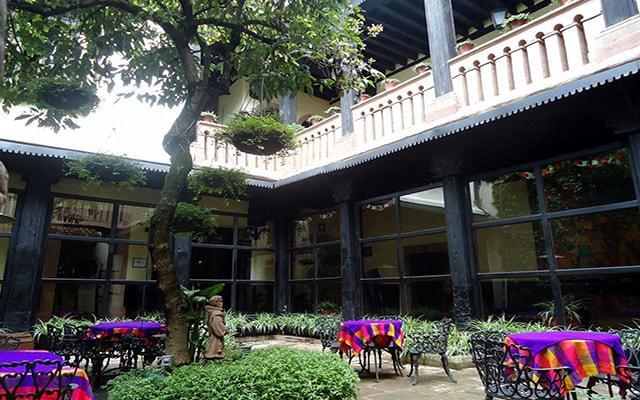 Hotel Mansión Iturbe, espacios únicos para disfrutar tu descanso