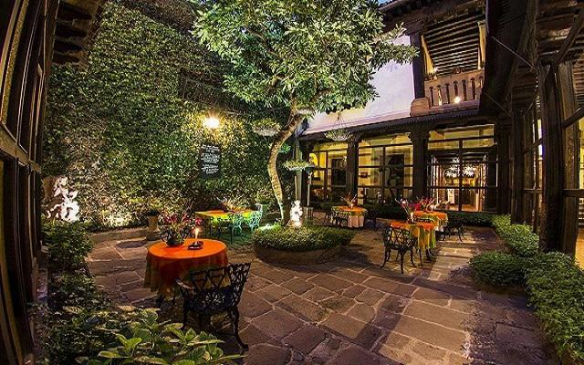 Hotel Mansión Iturbe, espacios encantadores