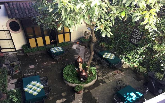 Hotel Mansión Iturbe, descansa en espacios llenos de confort