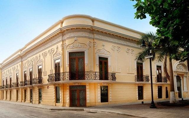 Hotel Mansión Mérida On The Park en Mérida Centro