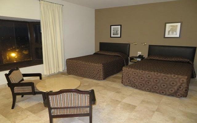Hotel Mar y Tierra, habitaciones bien equipadas