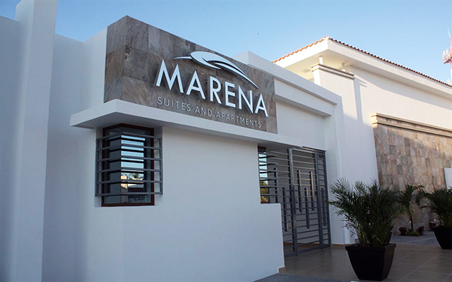 Marena Suites and Apartments en Zona Dorada