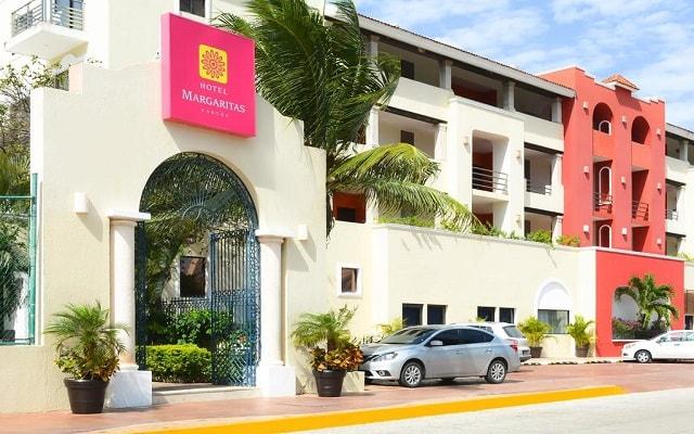 Hotel Margaritas Cancún en Cancún Centro