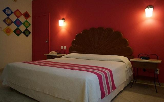 Hotel Margaritas Cancún, cómodas habitaciones