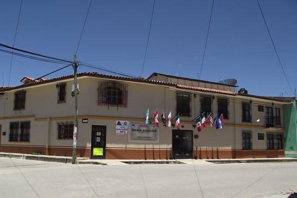 Hotel María Angelina en San Cristóbal
