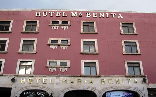 Hotel Maria Benita en Zacatecas Ciudad