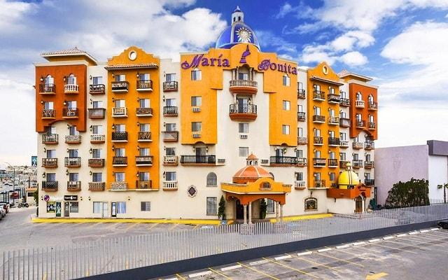 Hotel María Bonita Consulado Americano en Ciudad Juárez Ciudad