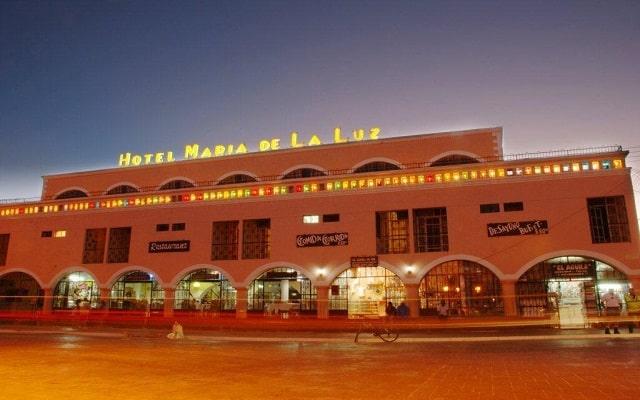 Hotel María de la Luz en Valladolid
