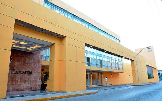 Hotel María del Carmen en Mérida Centro