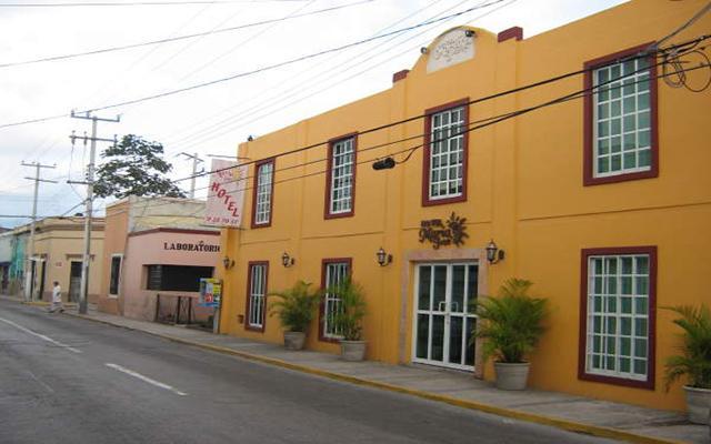 Hotel Maria Jose en Mérida Centro