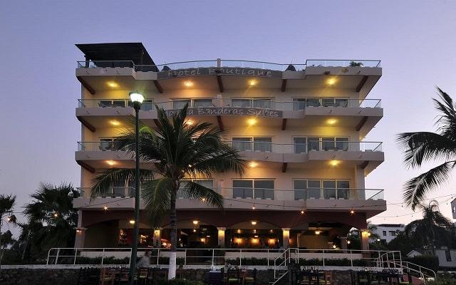 Hotel Marina Banderas Suites en Nuevo Vallarta
