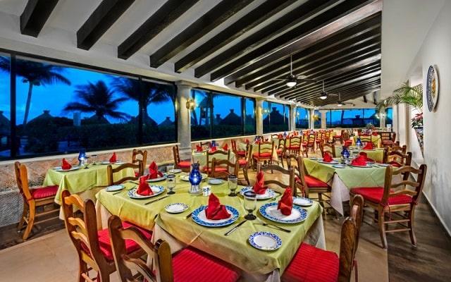 Hotel Marina El Cid Spa and Beach Resort, agradable ambiente