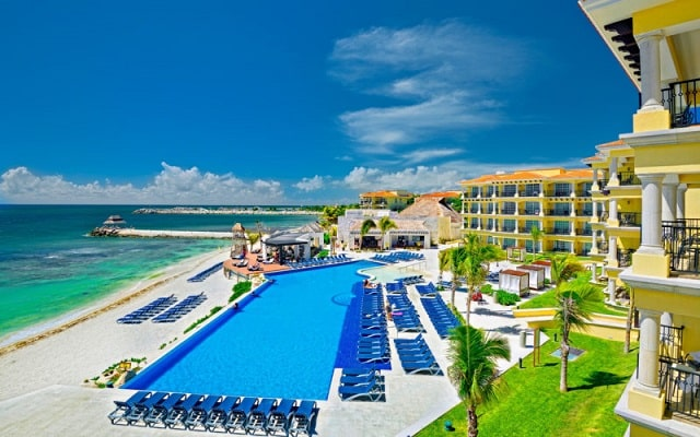 Hotel Marina El Cid Spa and Beach Resort en Puerto Morelos