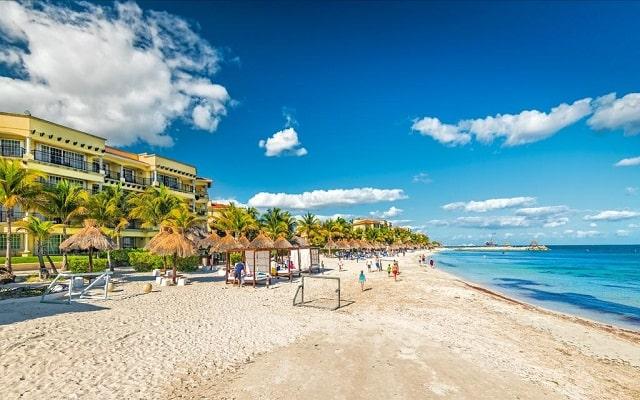 Hotel Marina El Cid Spa and Beach Resort, disfruta la playa