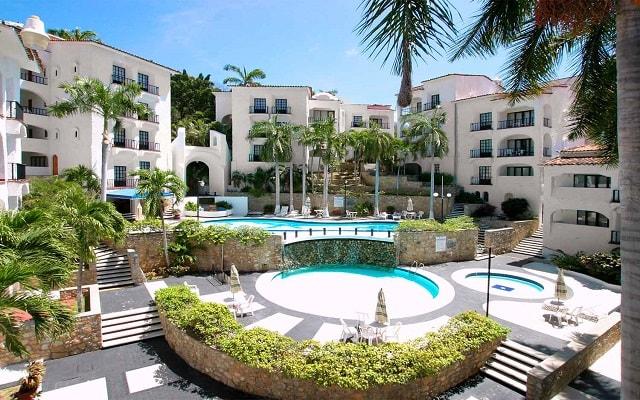 Hotel Marina Resort, escenarios únicos