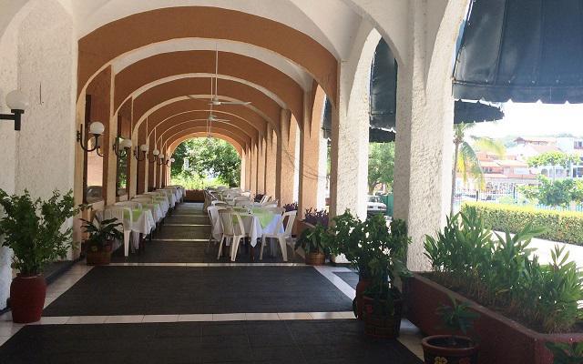 Hotel Marina Resort, Restaurante Margarita's Grill