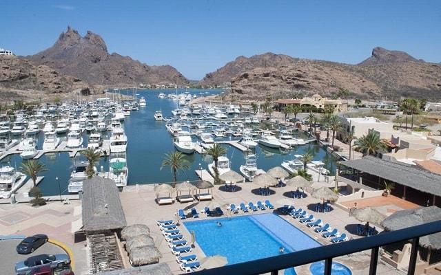 Hotel Marinaterra en San Carlos Guaymas