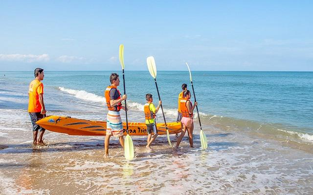 Hotel Marival Emotions Resort & Suites All Inclusive, diviértete practicando kayak
