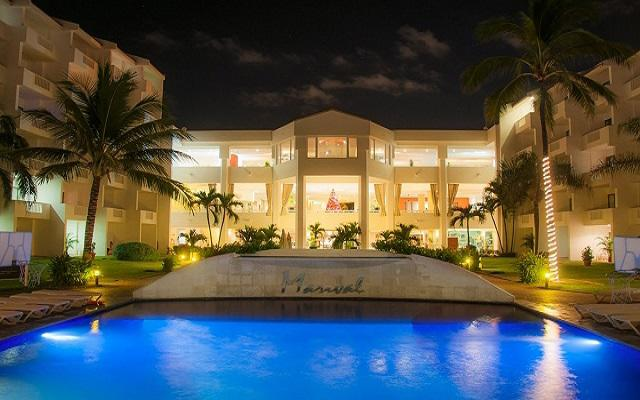 Hotel Marival Emotions Resort & Suites All Inclusive, hermosa vista nocturna