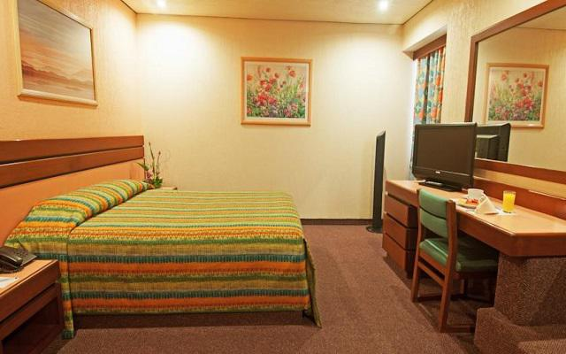 Habitaciones ideales si viajas por negocios y buscas precios accesibles