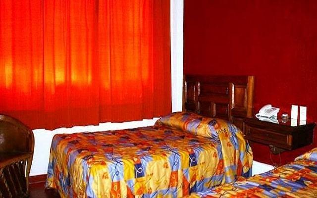 Hotel Marlyn, habitaciones cómodas y acogedoras