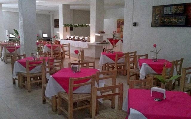 Hotel Marlyn, espacio ideal para tus alimentos