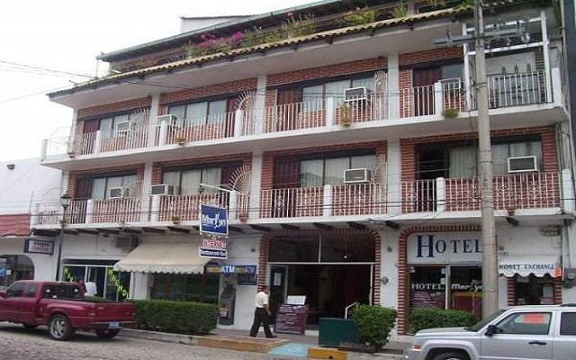 Hotel Marlyn en Vallarta Centro