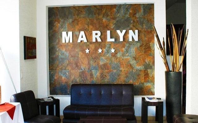 Hotel Marlyn, lobby