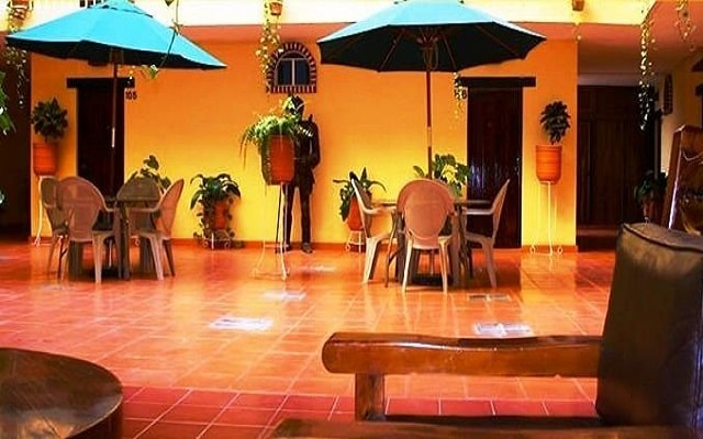 Hotel Marlyn, ambientes agradables