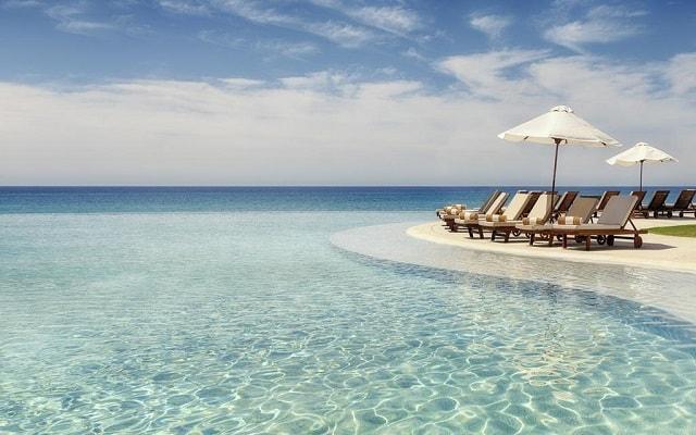 Hotel Marquis Los Cabos All Inclusive Resort And Spa Adults Only, disfruta de su alberca al aire libre
