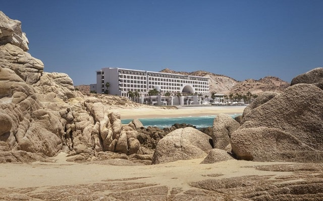 Hotel Marquis Los Cabos All Inclusive Resort And Spa Adults Only, buena ubicación