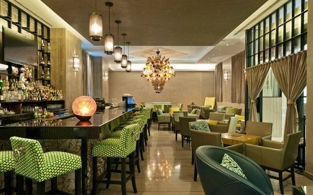 Hotel Marquis Reforma, disfruta una copa en el bar