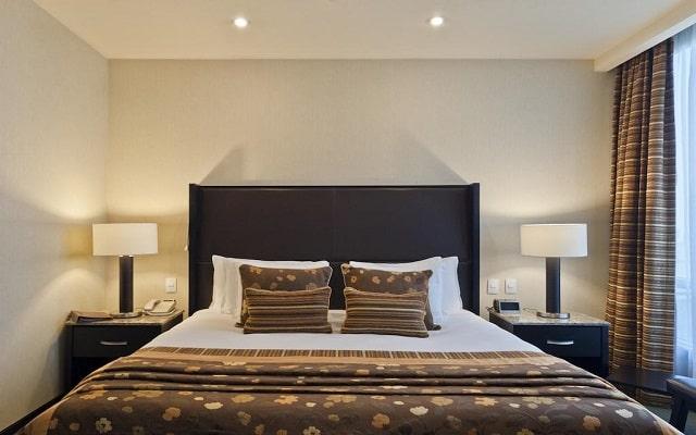 Hotel Marquis Reforma, descansa en el confort de tu habitación