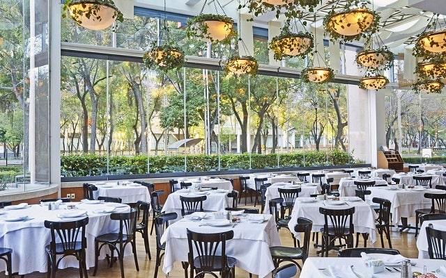 Hotel Marquis Reforma, escenario ideal para tus alimentos