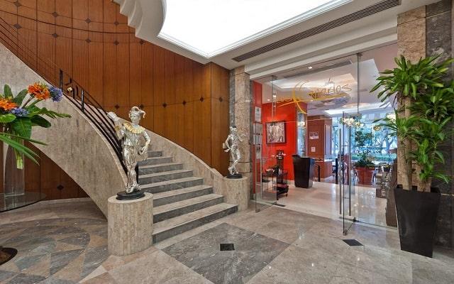 Hotel Marquis Reforma, atención personalizada desde el inicio de tu estancia