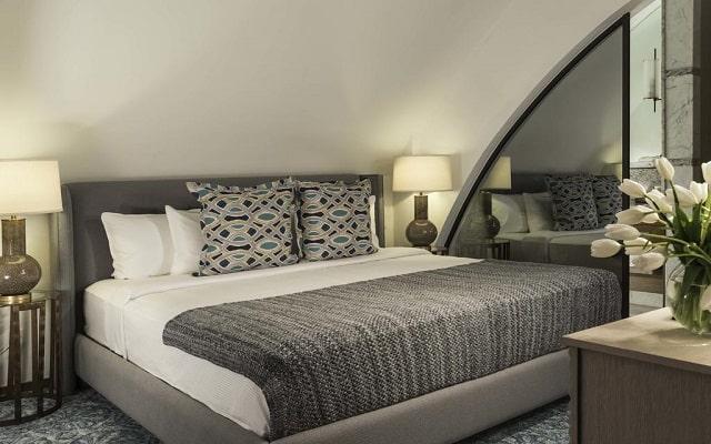 Hotel Marquis Reforma, espacios de diseño