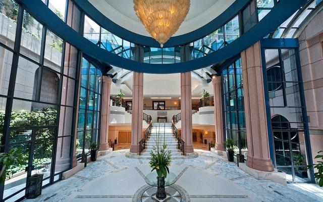 Hotel Marquis Reforma, lujosas instalaciones