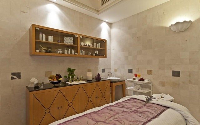 Hotel Marquis Reforma, permite que te consientan en el spa