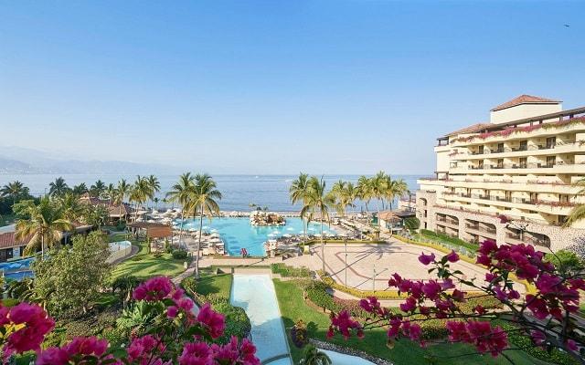 Hotel Marriott Puerto Vallarta Resort & Spa, hermosas vistas