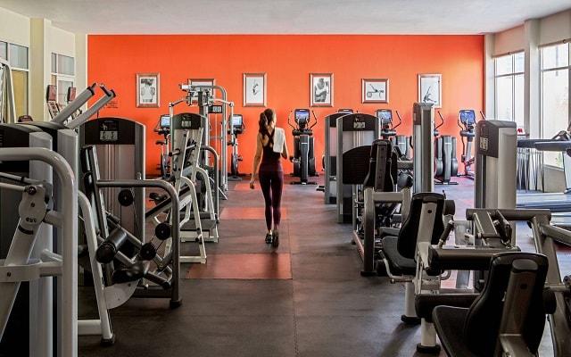Hotel Marriott Puerto Vallarta Resort & Spa, equipado gimnasio
